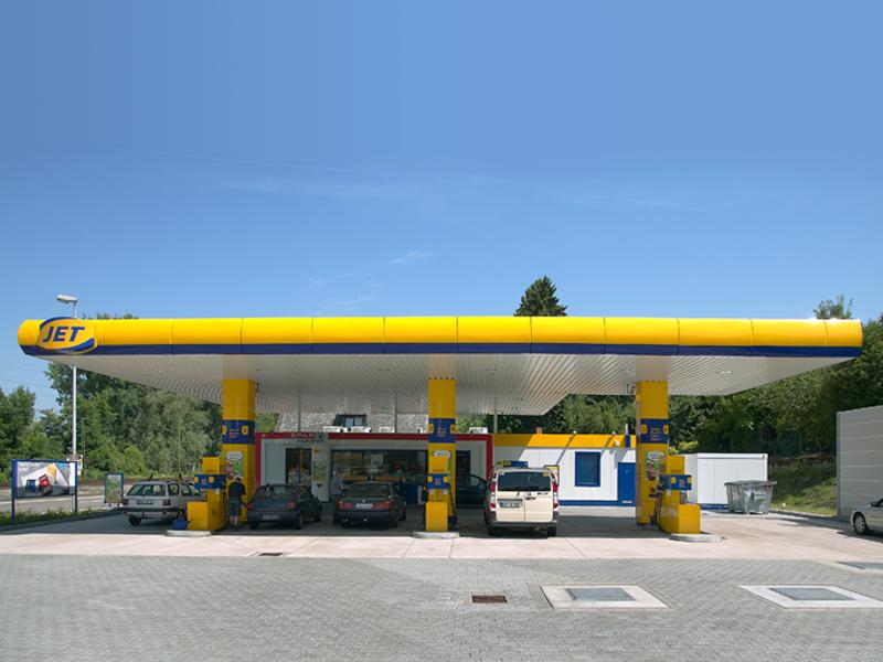 Jet Tankstelle Lübeck